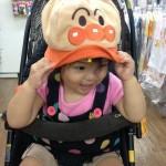 アンパンマンの帽子